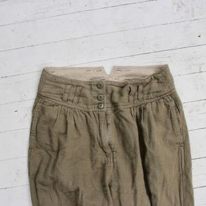 Free People Olive Green Pant Size 8 🎃